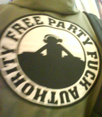 free party fuck authority